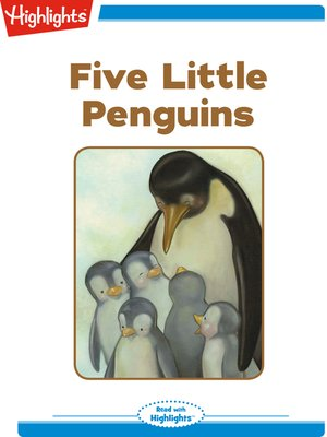 cover image of Five Little Penquins