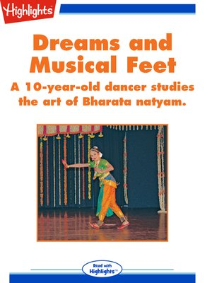 cover image of Dreams and Musical Feet