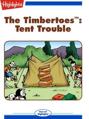cover image of Tent Trouble