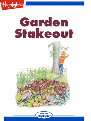 cover image of Garden Stakeout