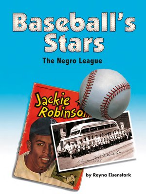 cover image of Baseball's Stars: The Negro League