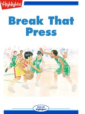 cover image of Break That Press