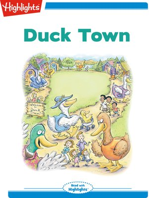 cover image of Duck Town
