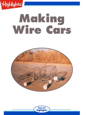 cover image of Making Wire Cars