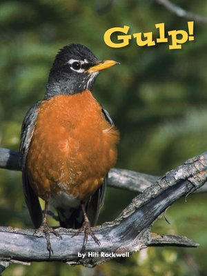 cover image of Gulp!