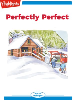 cover image of Perfectly Perfect