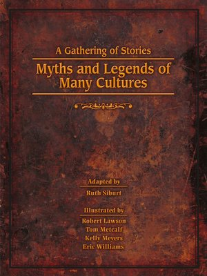 cover image of A Gathering of Stories