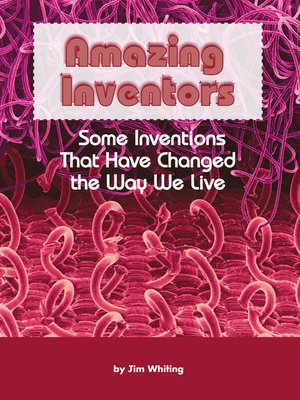 cover image of Amazing Inventors