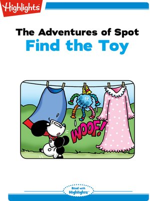 cover image of The Adventures of Spot: Find the Toy