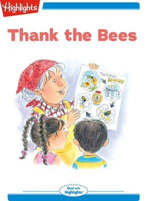 cover image of Tex and Indi: Thank the Bees