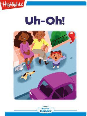 cover image of Uh-Oh!