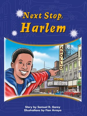 cover image of Next Stop, Harlem