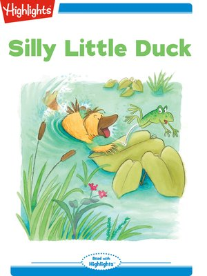 cover image of Silly Little Duck