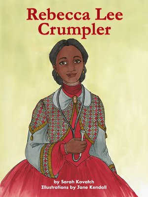 cover image of Rebecca Lee Crumpler