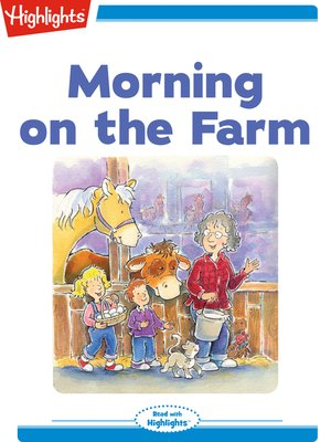 cover image of Morning on the Farm