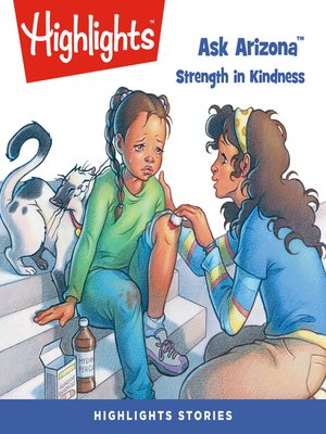 cover image of Ask Arizona: Strength in Kindness