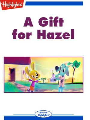 cover image of A Gift for Hazel
