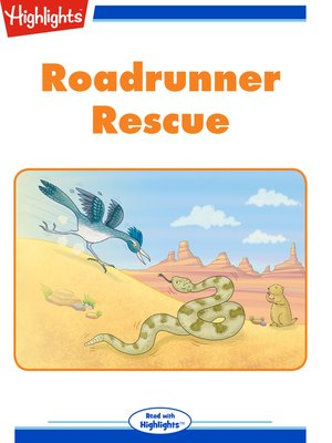 cover image of Roadrunner Rescue