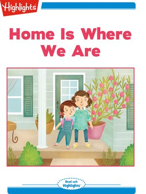 cover image of Home Is Where We Are
