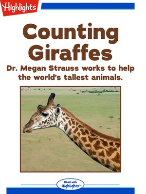 cover image of Counting Giraffes