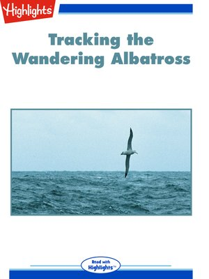 cover image of Tracking the Wandering Albatross