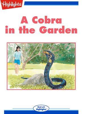 cover image of A Cobra in the Garden