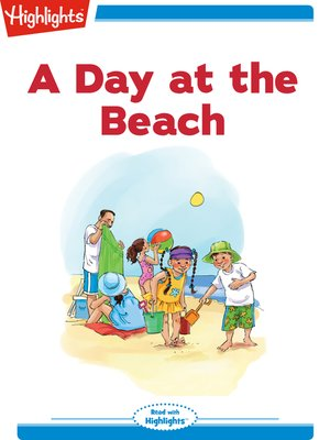 cover image of A Day at the Beach