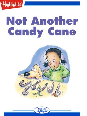 cover image of Not Another Candy Cane