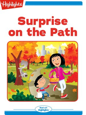 cover image of Surprise on the Path