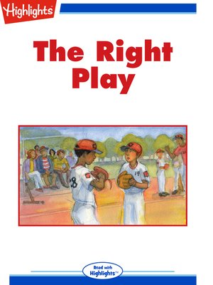 cover image of The Right Play
