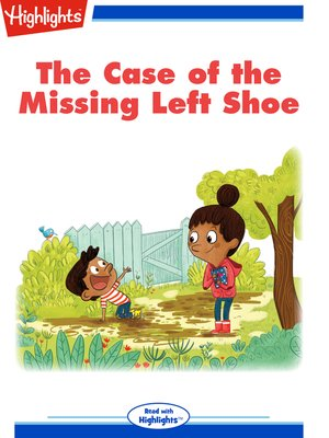 cover image of The Case of the Missing Left Shoe