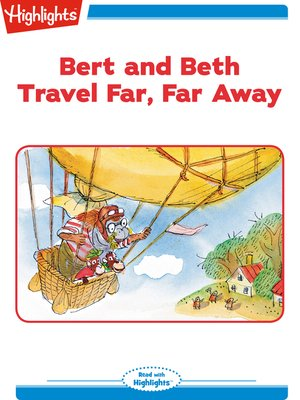 cover image of Bert and Beth Travel Far Far Away