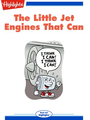 cover image of The Little Jet Engines That Can