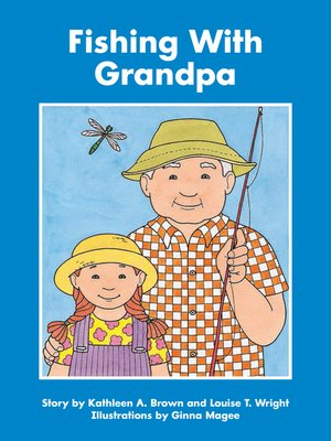 cover image of Fishing With Grandpa