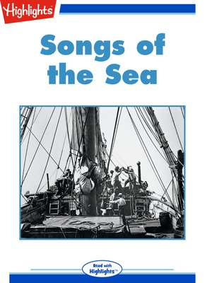 cover image of Songs of the Sea