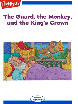 cover image of The Guard the Monkey and the King's Crown