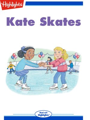 cover image of Kate Skates
