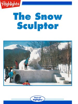 cover image of The Snow Sculptor