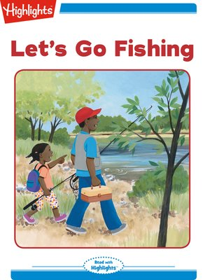 cover image of Let's Go Fishing
