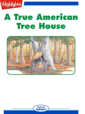 cover image of A True American Treehouse