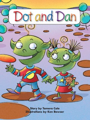 cover image of Dot and Dan