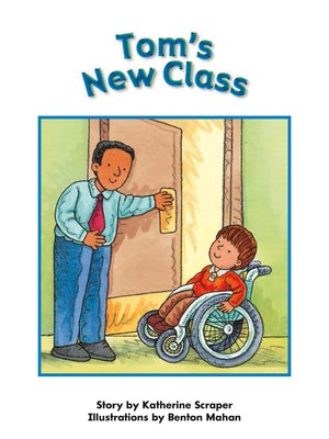 cover image of Tom's New Class