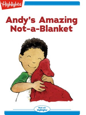 cover image of Andy's Amazing Not-a-Blanket