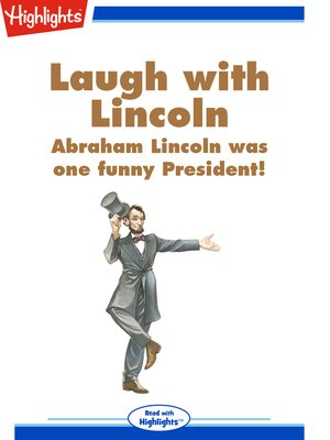 cover image of Laugh With Lincoln