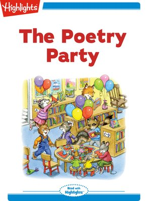 cover image of The Poetry Party