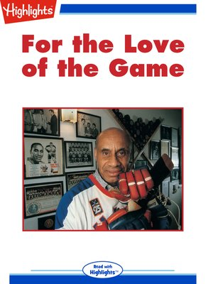 cover image of For the Love of the Game