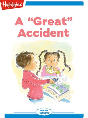 cover image of A Great Accident