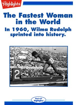 cover image of The Fastest Woman in the World
