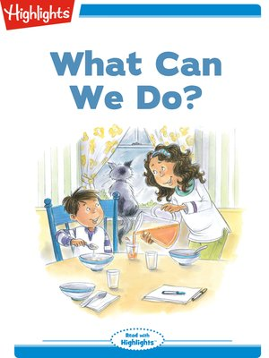 cover image of What Can We Do?