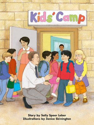 cover image of Kids' Camp